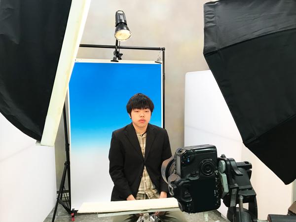 撮影用スタジオ