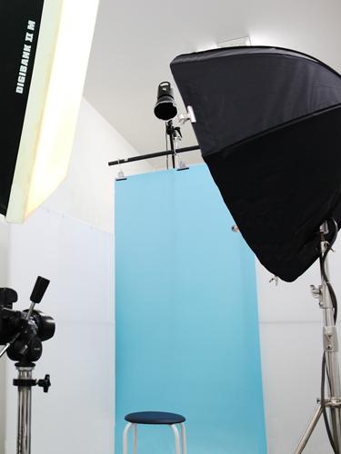 証明写真スタジオ
